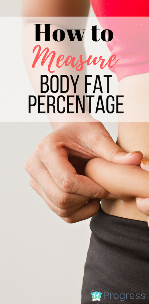 How to Measure Body Fat Percentage | Progress weight loss tracking app for iOS