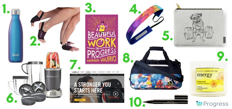 10 gifts health and fitness lovers will actually use