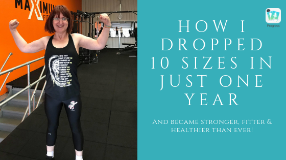 Weight loss - How I Dropped 10 Sizes in one year